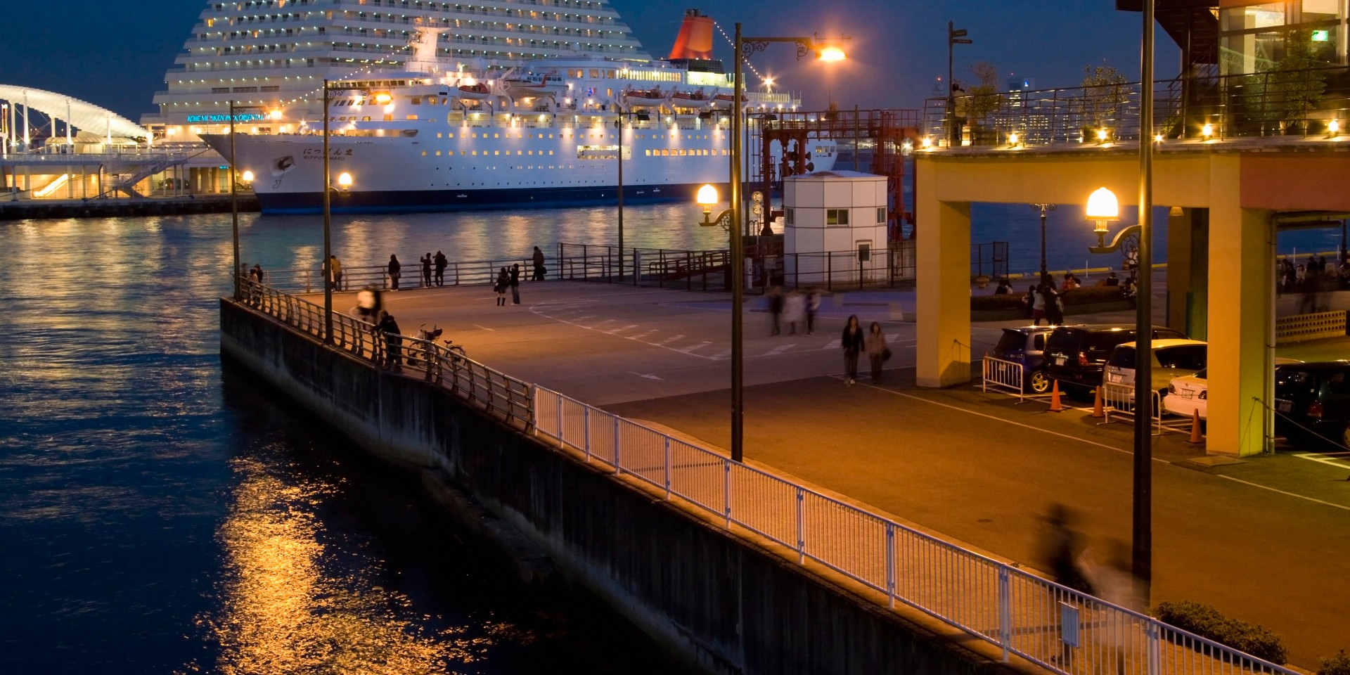 Cornwall Executive Car Transfers To Southampton Or Portsmouth Dock